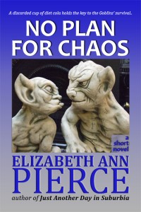 No Plan for Chaos, a short novel by Elizabeth Ann Pierce