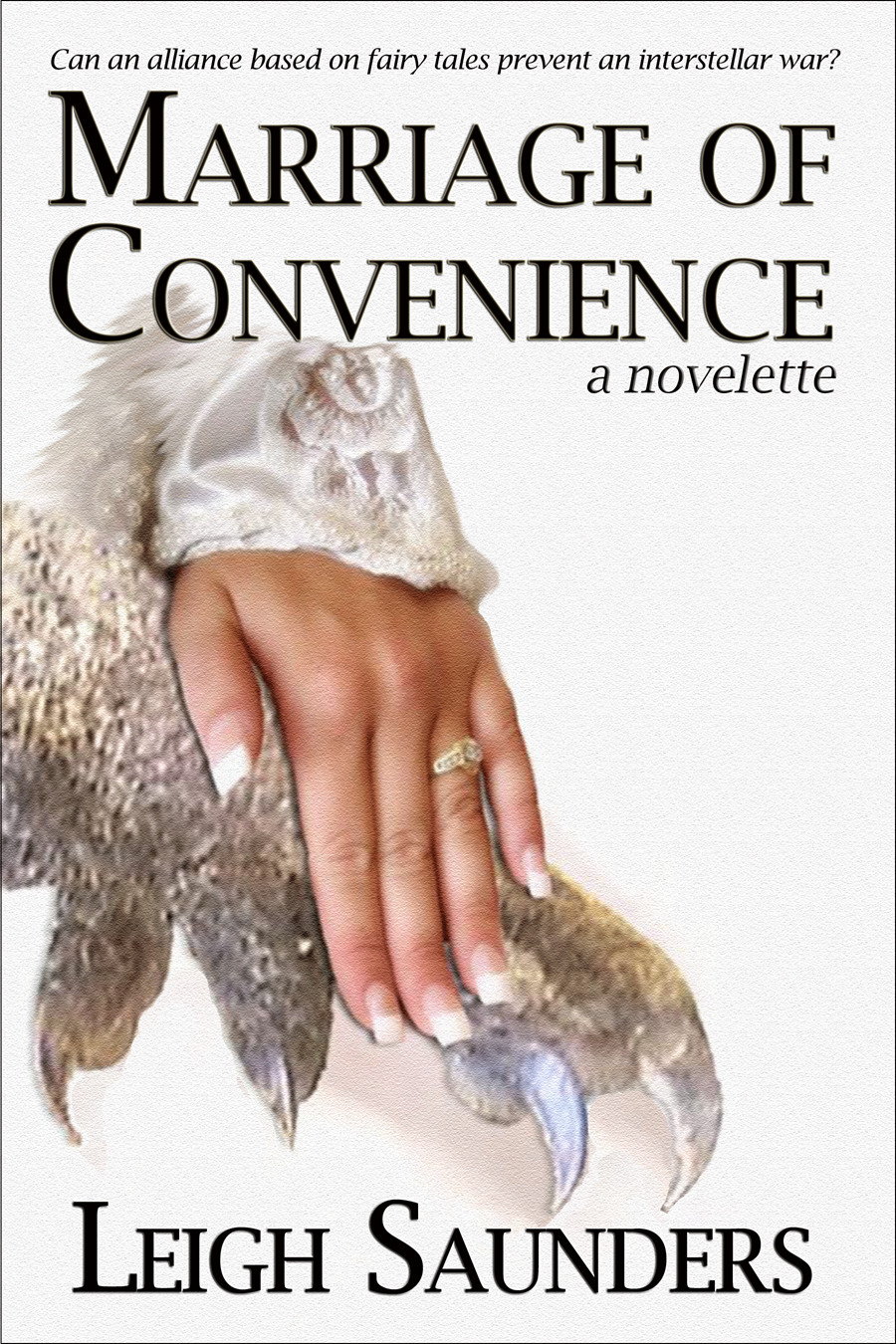 72f665185e0fd Marriage of Convenience, a novelette by Leigh Saunders
