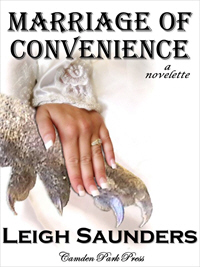 Marriage of Convenience, a novelette by Leigh Saunders
