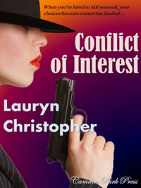 Conflict of Interest, a novel by Lauryn Christopher