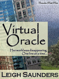 Virtual Oracle - a short story by Leigh Saunders